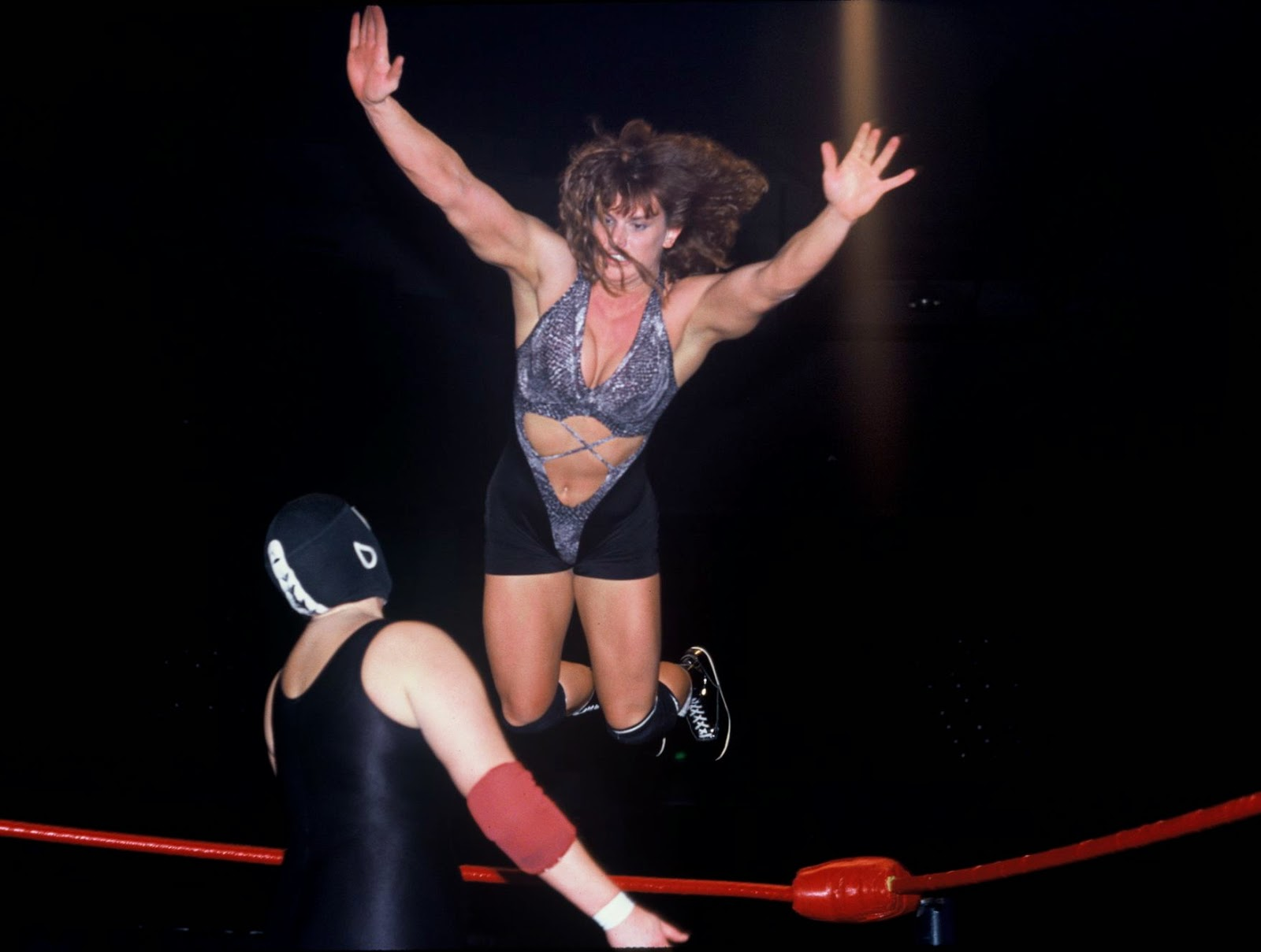 Terri Power - Female Pro Wrestling