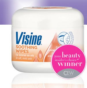 Visine, Visine Soothing Eye Wipes, Visine cleansing wipes, skin, skincare, skin care, wipes, cleansing wipes
