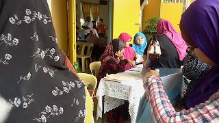 Taklimat Program Transisi dan Pendaftaran Murid Tahun 1 2013 SK Taman Nusa Perintis
