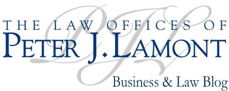 Law Offices of Peter J. Lamont Blog. NJ and NY Attorneys