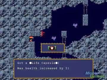 Game Cave Story - Doukutsu Monogatari