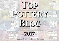 Top Pottery Blog 2017, 2015, 2013