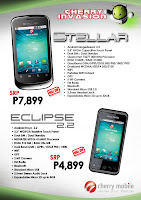cherry mobile stellar specs price features image