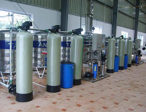 hệ thống xử lý nước lò hơi tại Thanh Hóa