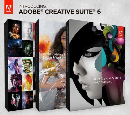 Creative Suite 6 Master Collection 64 bit