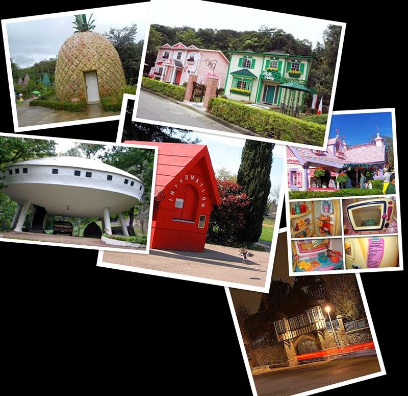 7 Rumah Yang Terinspirasi Dari Film Kartun