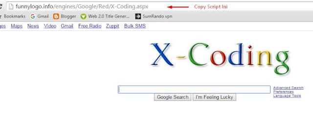 Cara Mengganti Logo Pada Mesin Browser