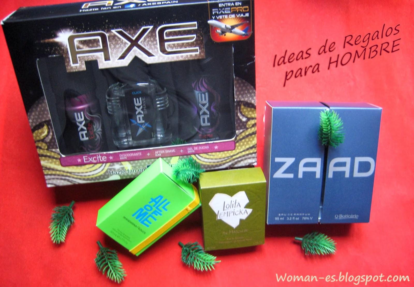 Woman ideas de regalos navide os para hombre for Regalos ideas para hombres