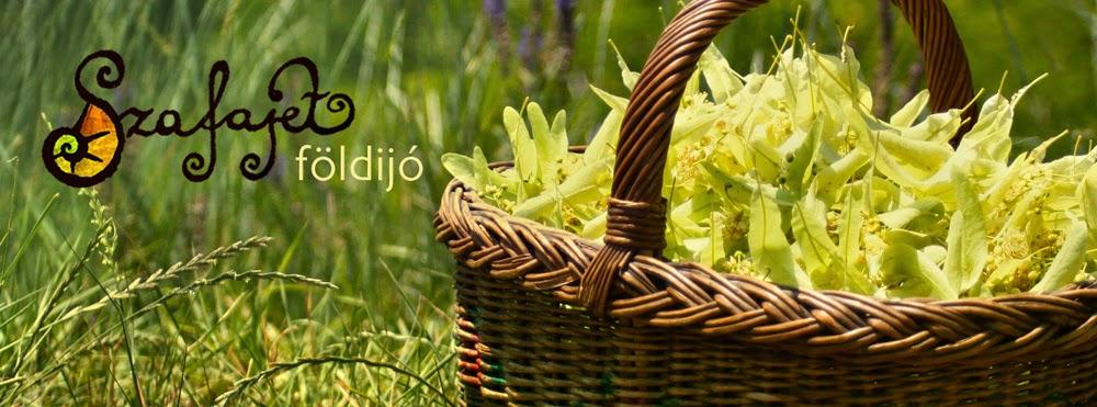 Szafajet földijó - minden, ami szem-szájnak ingere kertben és vadon