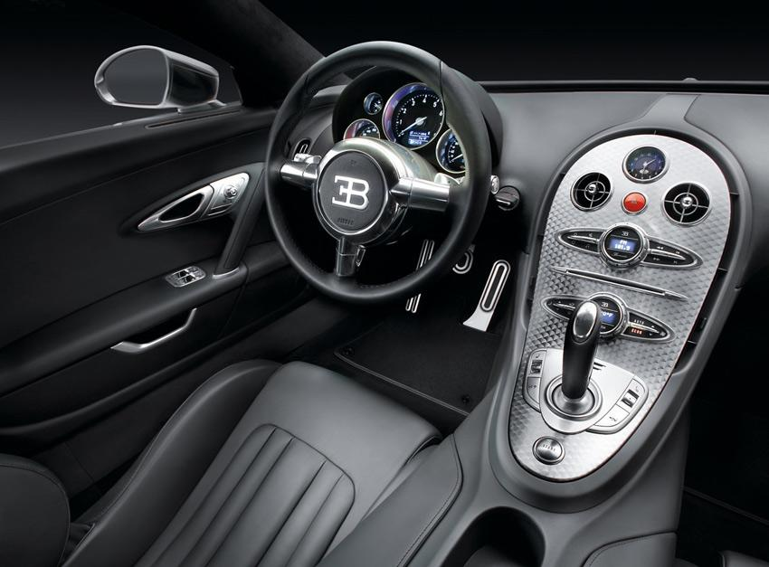 Bugatti Veyron Interior | Car Models