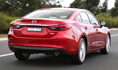 Get to Know the Advantages of the Mazda 6