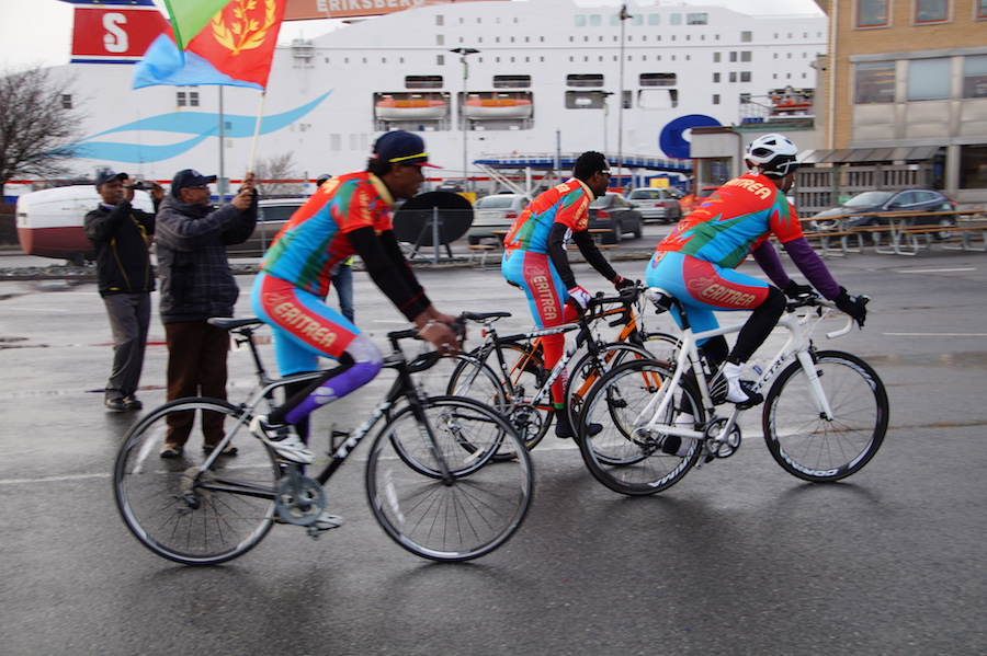 Cycling Tour for Truth, Peace, Justice and Eritrea Started ...