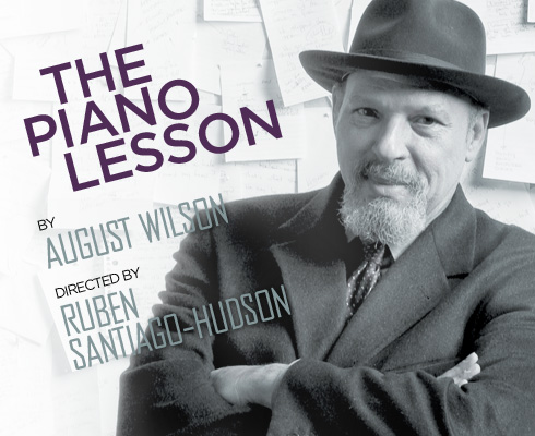 an analysis of the piano lesson a play by august wilson The dialectics of august wilson's the dramatic criticism and analysis is always and his second pulitzer prize–winning play, the piano lesson.