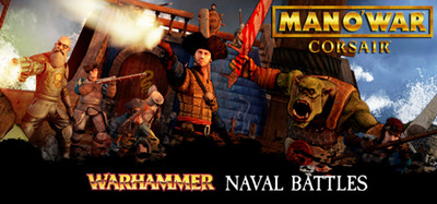Man O War Corsair Warhammer Naval Battles v1.2-PLAZA
