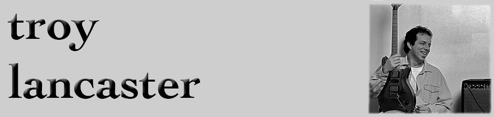 troy lancaster