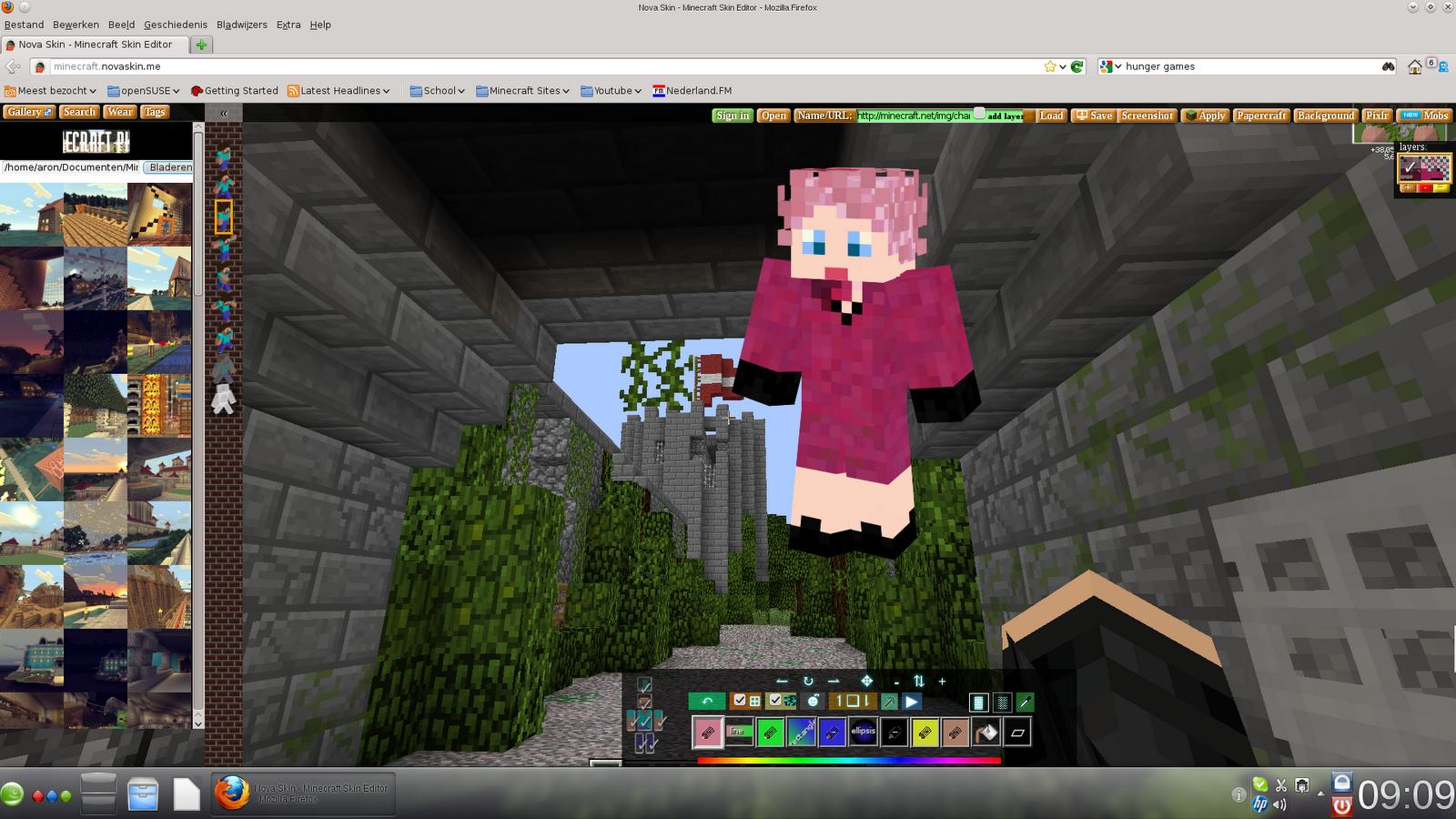 Here's Effie Trinket