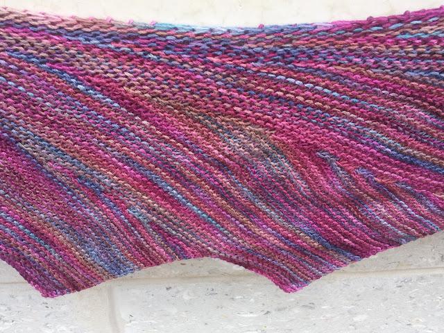 Wingspan Knitting Pattern : Serenity Knits: Wingspan