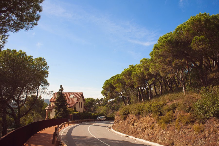 Пригород Барселоны