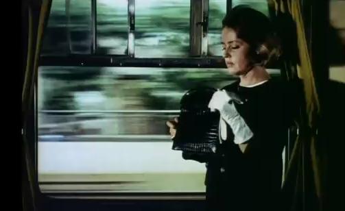 cine y literatura: la novia vestía de negro (1967)