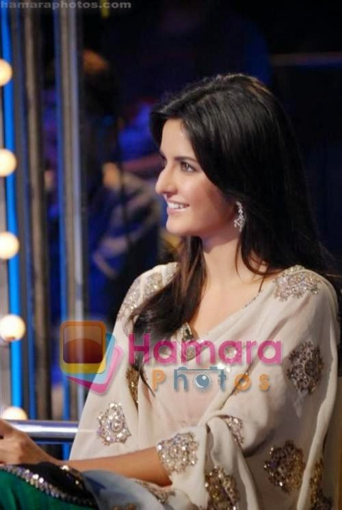Katrina Kaif at 10 Ka Dum in Sony TV