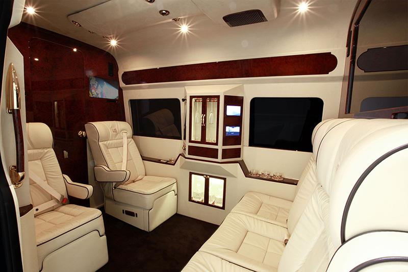 van sprinter mercedes lexani motorcars luxury benz bedroom costs vans almost customized rockin knockin come luxurious tuning hip fancy