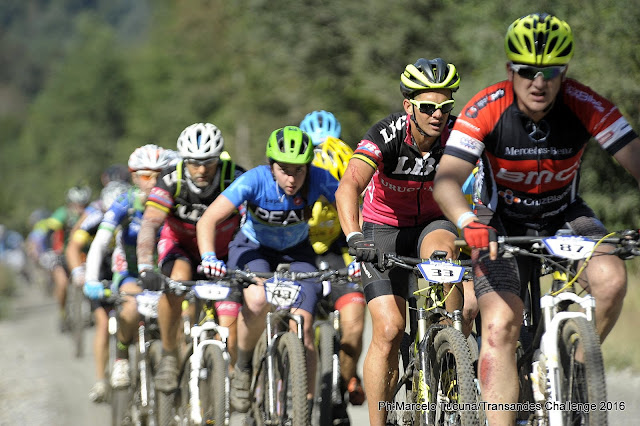TRANS ANDES CHALLENGUE  2016