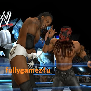 Download Smackdown vs raw 2007 100% Working