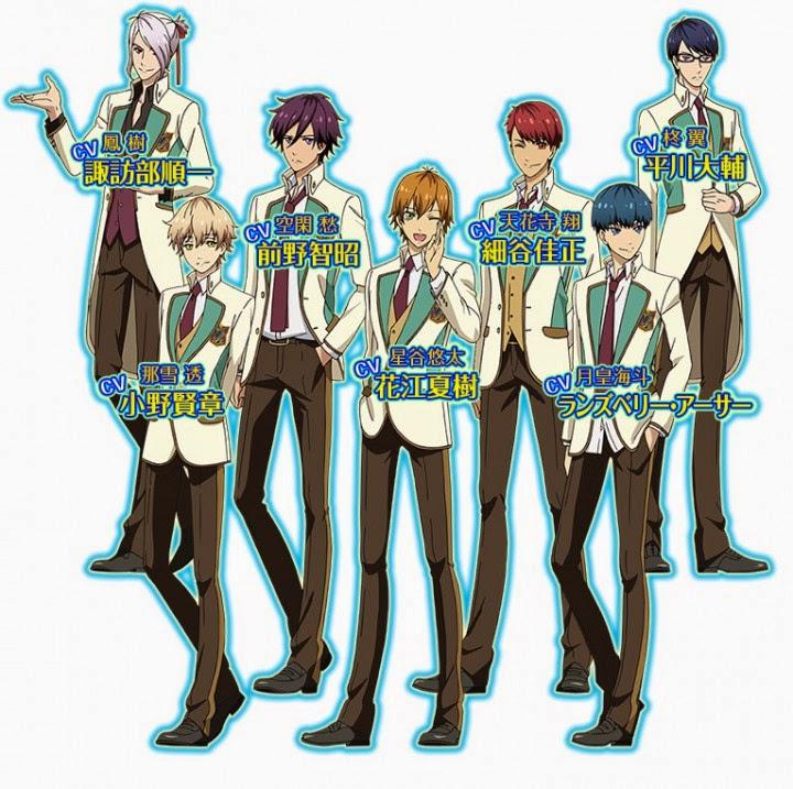 "Manga: ""High School Star Musical"" (Koukou Hoshi Kageki), nuevo anime original."