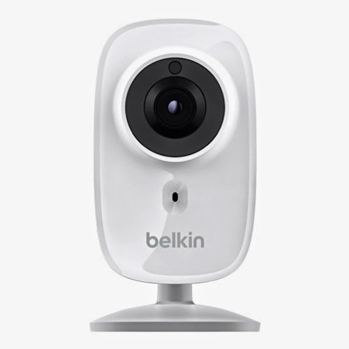 Belkin WeMo NetCam HD+ Wi-Fi Camera Official Review