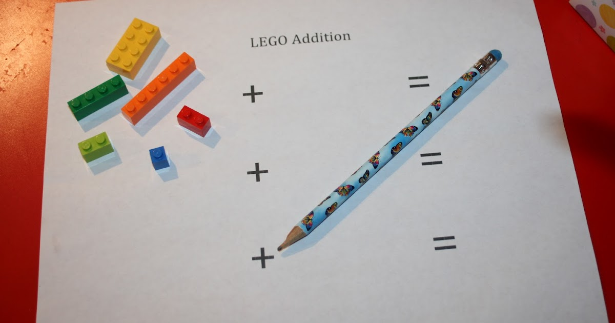 Homeschooling Garden Old Lego Addition