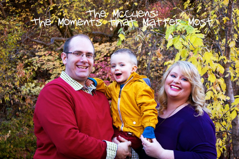 The McCuens: The Moments that Matter Most