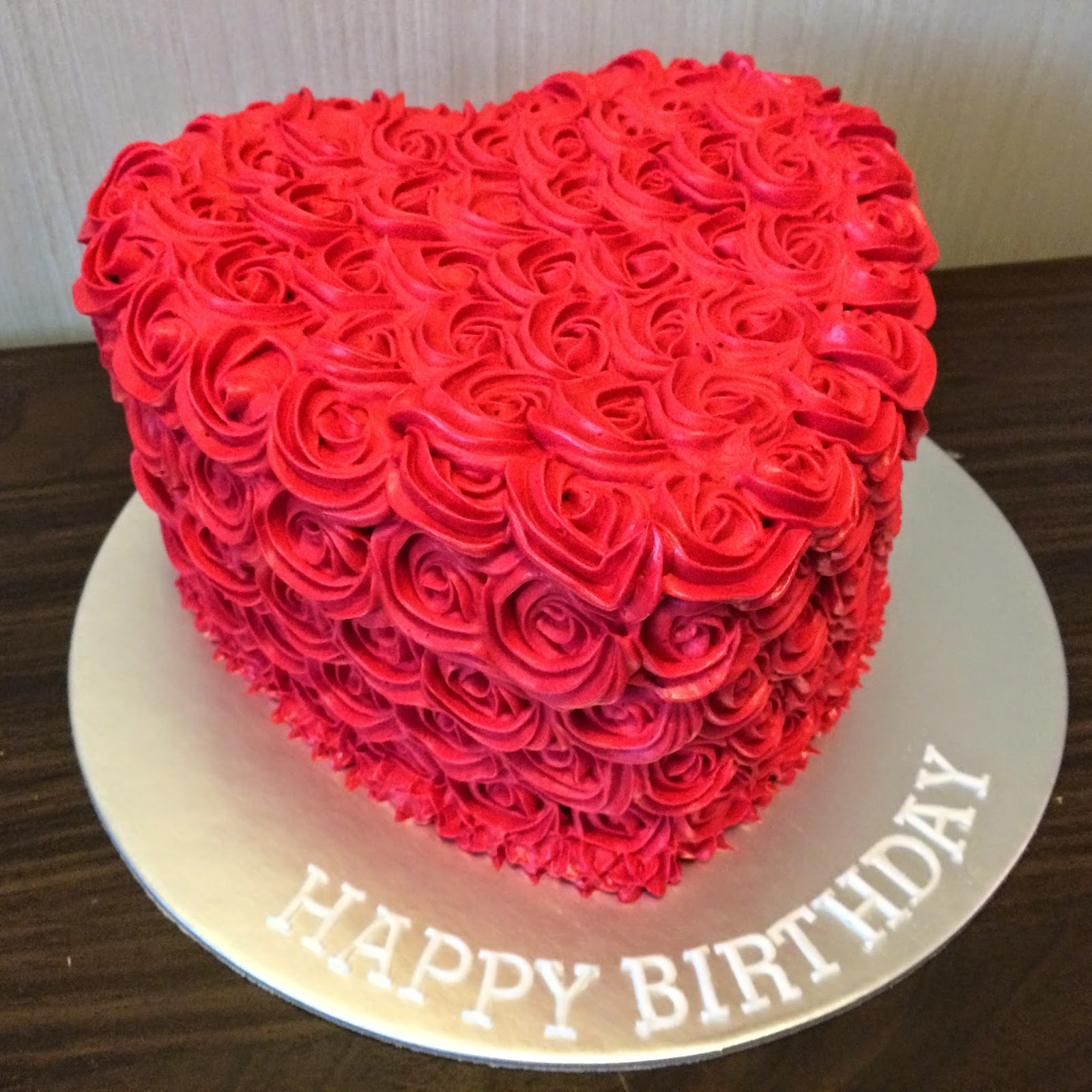 image gallery heart birthday cake