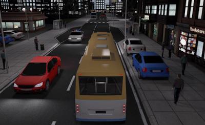 Bus Simulator PRO 2016 Apk v1.0-screenshot-3