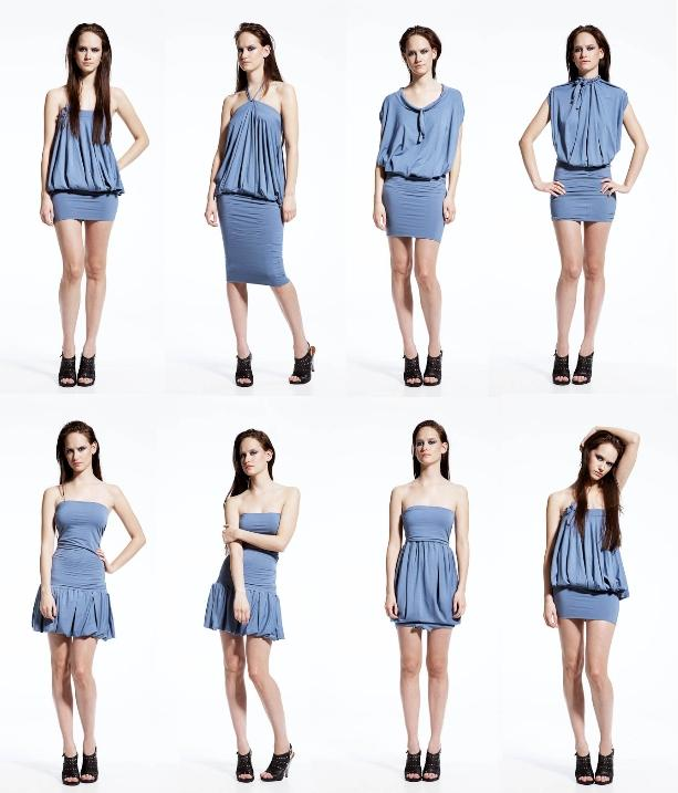 h1>Como hacer vestidos transfomables o multi vestidos (con moldes ...