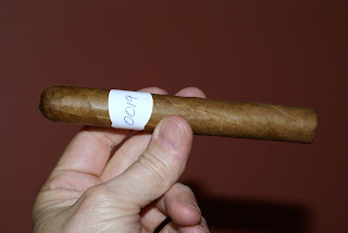 Blind Cigar Review: Thurman Thomas Hall of Fame Initial Impressions