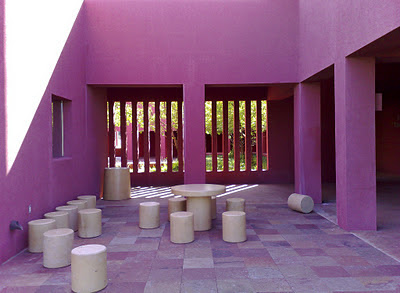 He was a disciple of Luis Barragan, another Mexican architect who was born in 1902 and passed away in 1988. You can see the resemblance to Barragan's Casa ...