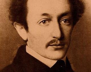 Porträt des Politikers Moses Hess