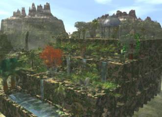 Legenda Taman Gantung Babylonia