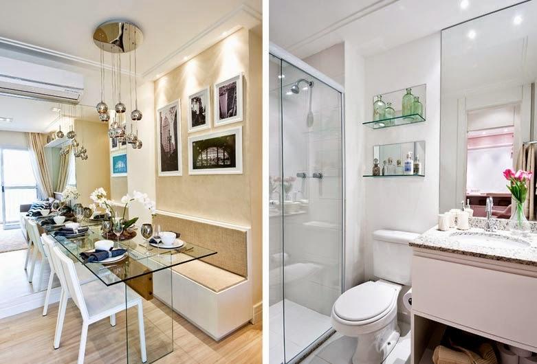 apartamento de 50m2 be b da decora o On decorar apartamento de 50m2