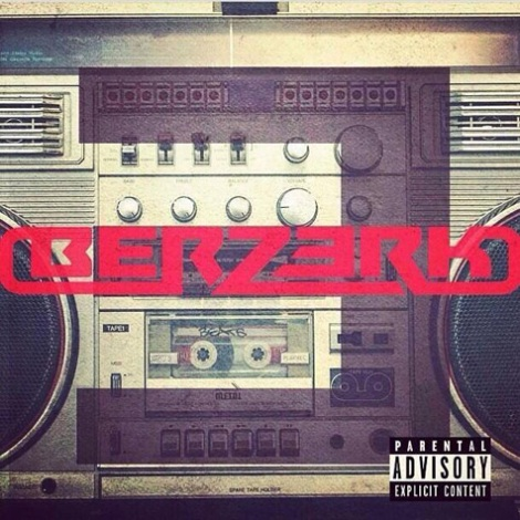 Eminem 'Berzerk' Single Artwork