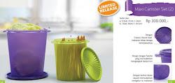 Katalog Promo Tupperware Juni 2013 - Maxi Canister Set
