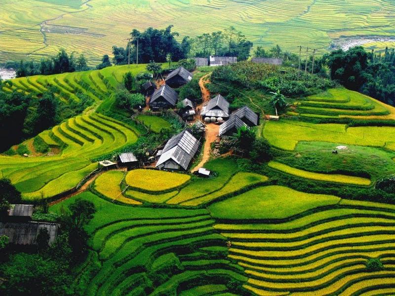 Kota-Sapa-Vietnam
