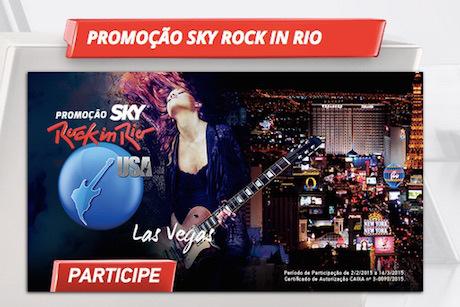 Como participar nova promoção Sky 2015