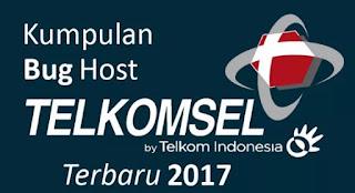 Bug Telkomsel Terbaru November 2017