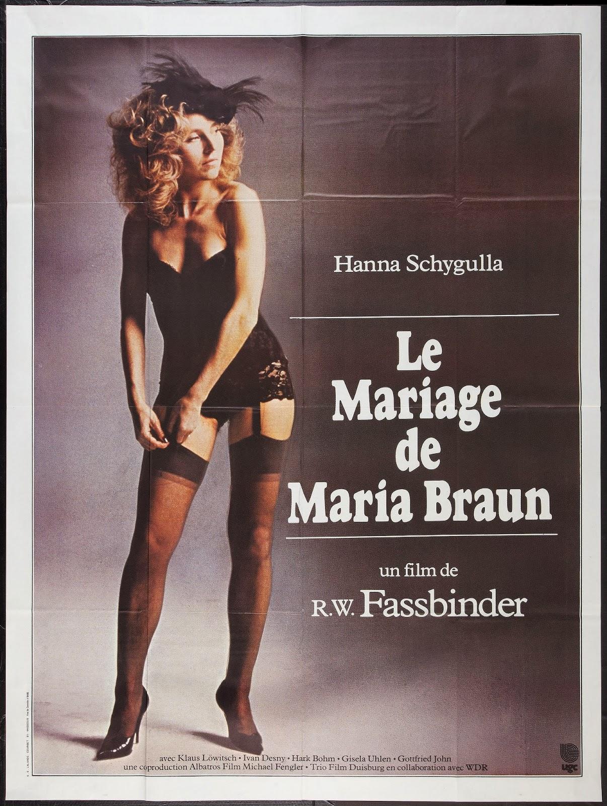 Mariage Brown