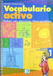 VOCABULARIO ACTIVO