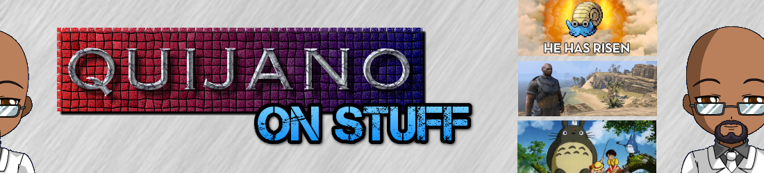 Quijano: On Stuff