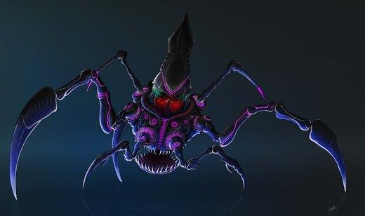 MDB Bestiary: Metroid Prime por Methuselah3000