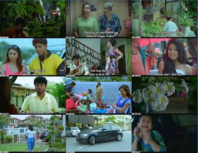 X Janda-Jandaku Gangster (2012) PPVRip 400MB