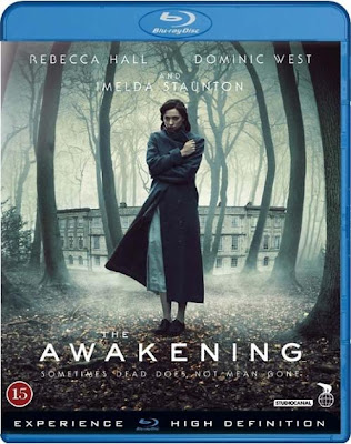 The Awakening (2011) 720p BRRip 610MB mkv subs español (RESUBIDA)